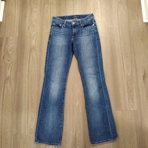 Lucky Brand Sweet Boot jeans size 4